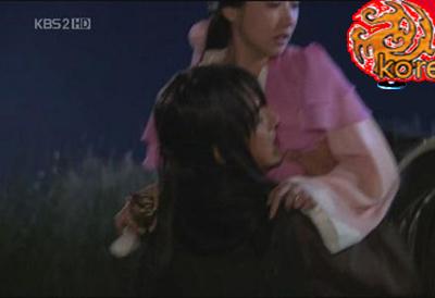 مرجع رسمی سریال سرزمین بادها و جومونگ وی کلیپ عاشقانه یون